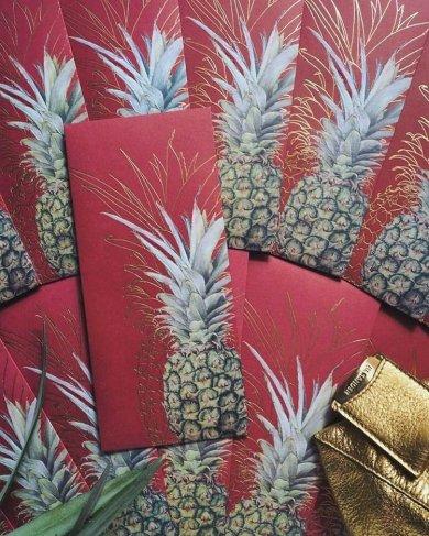 pineapple+angbao