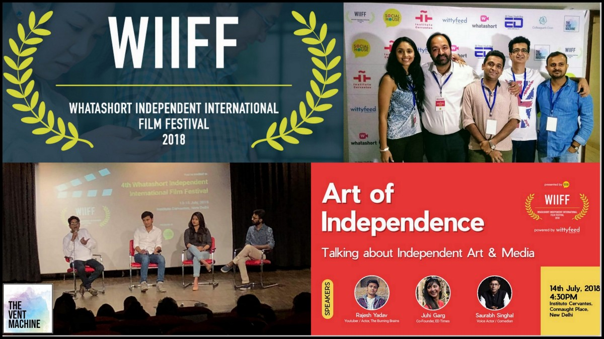 WIIFF 2018 Day 2 - An Exuberant Celebration of Art and Talent