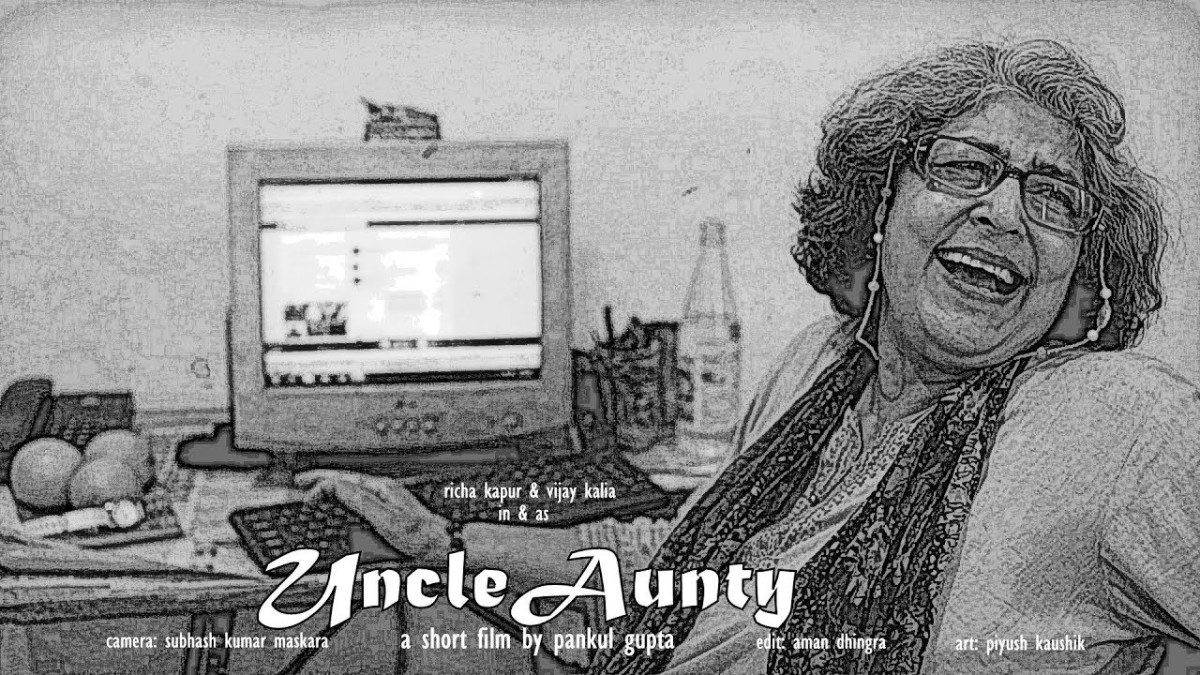 """""""Uncle Aunty"""" - A Movie Review"""
