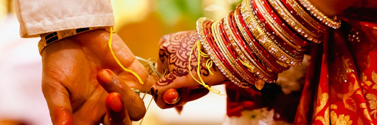 'In The Name of Holy Matrimony' by Preethi Warrier